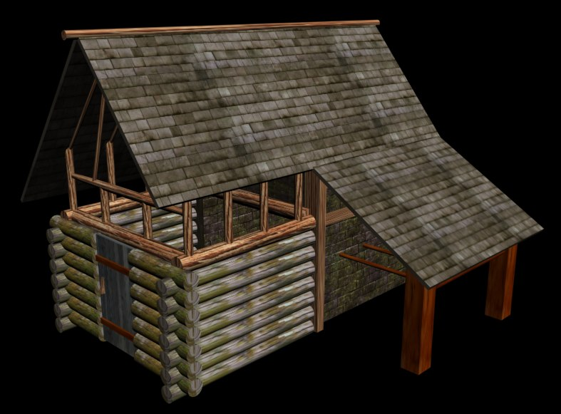 hunting lodge 3d 3ds