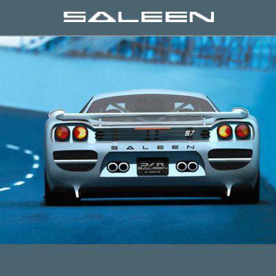saleen s7 render 3d model