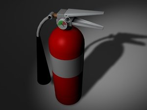 c4d extinguisher vr