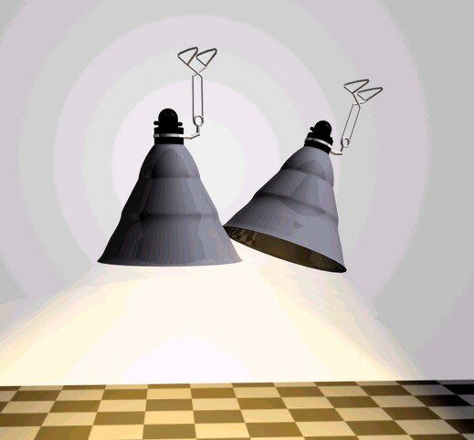 free c4d mode clamp light