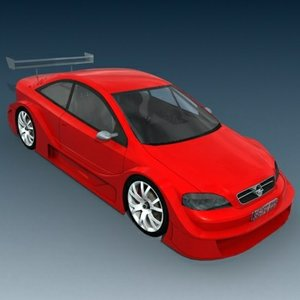 astra opc xtreme 3d model