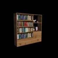 Book Rack 01