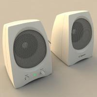 PC speakers (3ds)