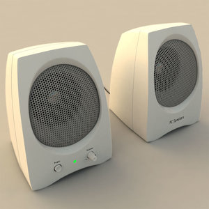 3dsmax pc speaker