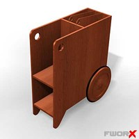 Magazine rack004_max.ZIP
