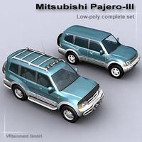 Mitsubishi Pajero Bundle