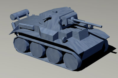 tank a17 tetrarch 3ds free