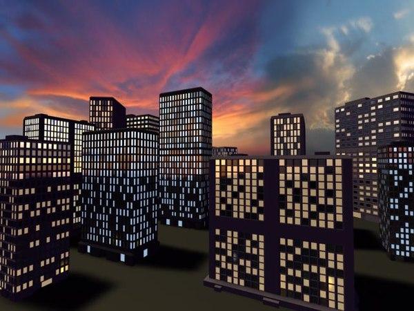 skyscraper sky max