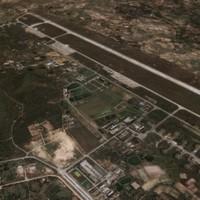 air military airport 3d model