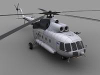3d model mi-8