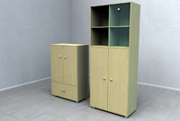 modern cabinets furniture 3ds