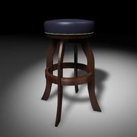 bar stool.c4d