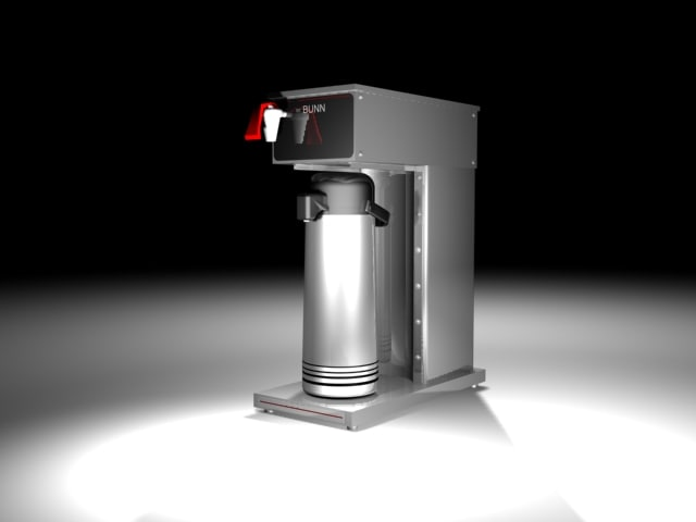 coffee brewer 3d 3ds