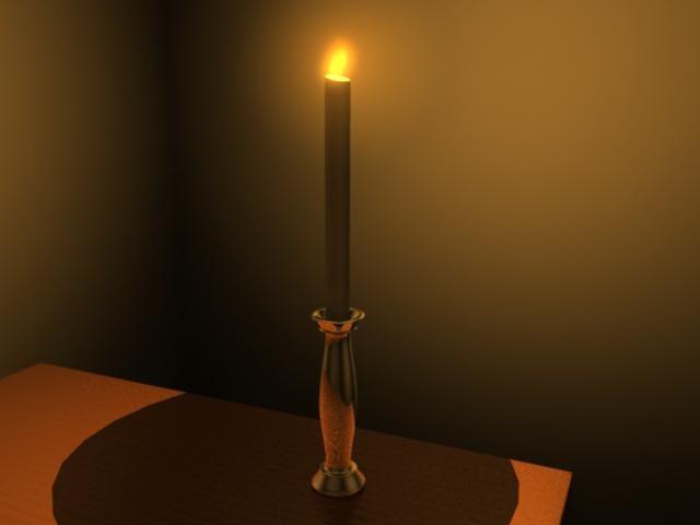 maya candle
