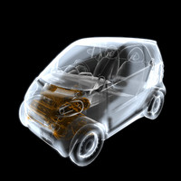 3d model smart x-ray