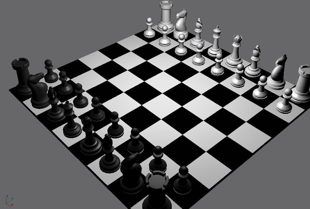 chess set max free