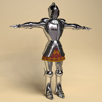 3ds max k armour