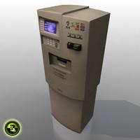 3ds atm machine