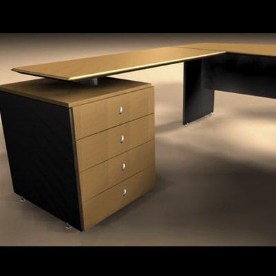 3d furniture 25 model