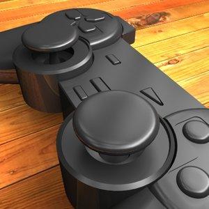 3d video controller ps2 model