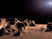 3ds mars terrain