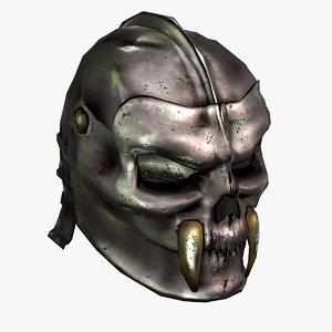 medieval helmet skull max
