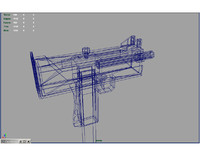 mach 10 3d model