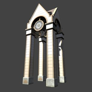 clock tower 3ds