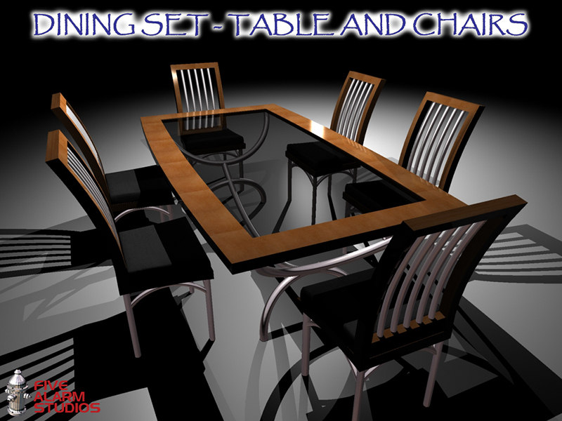 dining sets table max