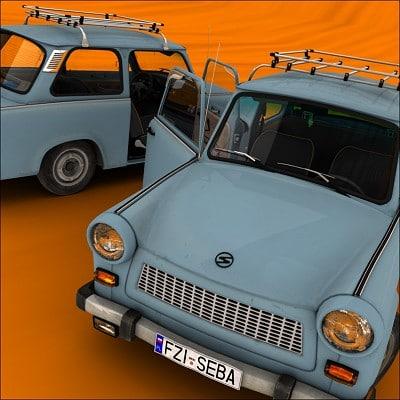 max german classic cars trabant