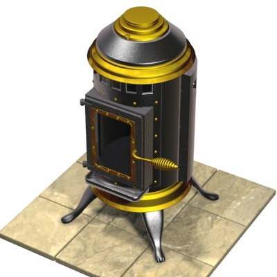maya wood burning stove