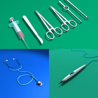 Surgery Tool Collection