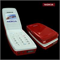 3d model of nokia 2650
