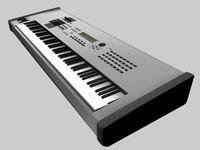 3d motif 8 keyboard yamaha