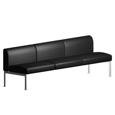 3d couch 3 seater
