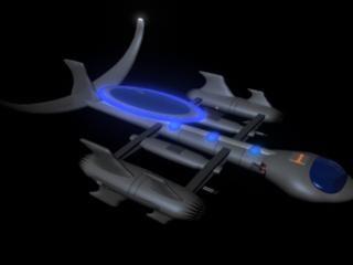 u-wing space fighter ma