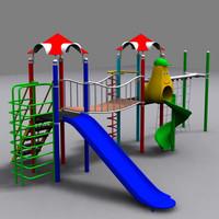3ds playground open
