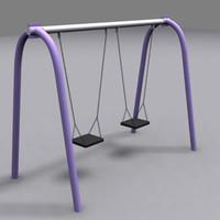 swing open 3d max