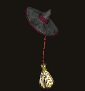witches hat broom pz3 free