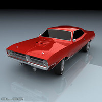Plymouth Barracuda 70