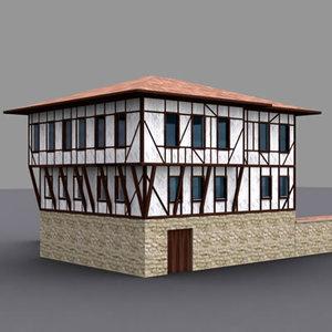 traditional house karadeniz max