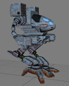 free max model madcat mech robot