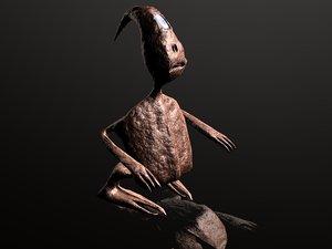 alien 3d cob