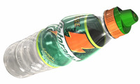 lwo gatoraid bottle