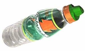 lwo gatoraid bottle