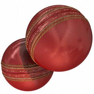 3d cricket ball