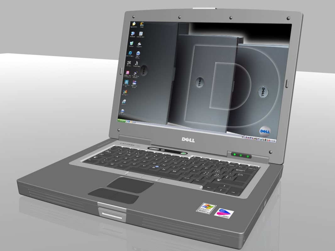 3d notebook dell