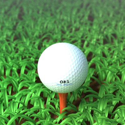 lwo golf ball