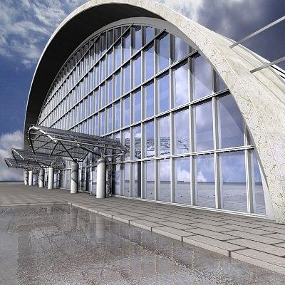 building dome max