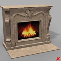 Fireplace008_max.zip